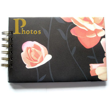 Hand Made Spiral Bound Photo album