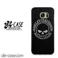 Fuse Harley Davidson Aluminum Shell Hybrid DEAL-4501 Samsung Phonecase Cover For Samsung Galaxy S7 / S7 Edge