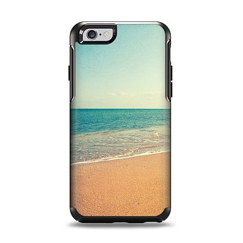 The Vintage Beach Scene Apple iPhone 6 Otterbox Symmetry Case Skin Set