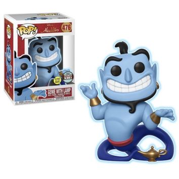 [PREORDER] Aladdin - Genie with Lamp (Glow)