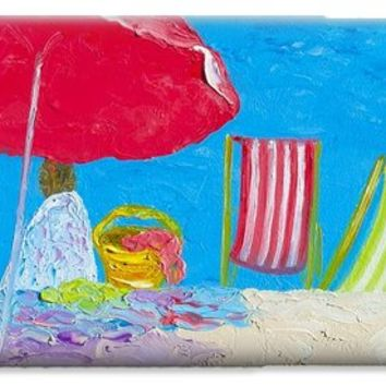 Sunny afternoon at the beach iPhone 6 Case