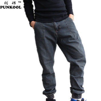Mens Casual Pants Hot Hiphop Skateboard Pants