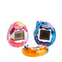 90S Nostalgic 49Pets Virtual Cyber Pet Game Child Toy Key Tamagotchi Buckles-Y101