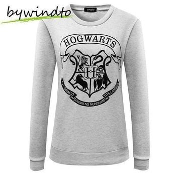 2016 Autumn New Pullover Hoodies Unisex Harry Potter Sweatshirt For Boys And Girls Sweatshirts Homme Free Shipping Hot Sale