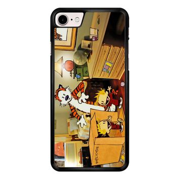Calvin And Hobbes Surprise iPhone 7 Case