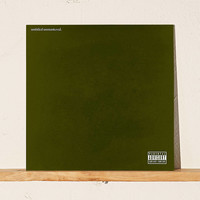 Kendrick Lamar - untitled unmastered LP | Urban Outfitters