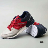 Reebok Fashion Casual  Men Sneakers Sports Running shoes Red G-A-YYMY-XY