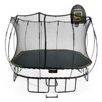 Large Square S113 Springfree Trampoline Combo Package:Amazon:Sports & Outdoors