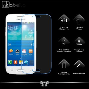 Tempered Glass Screen Protector For Samsung Galaxy Core Plus G350 G3500 G3508 G3502U 4.3 inch Premium Protective Toughened Film