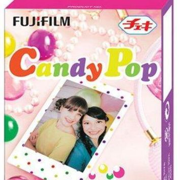 Fujifilm Instax Mini Candy Pop Instant Film (10 Pcs)