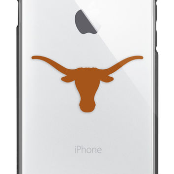 Mizco NCAA Texas Longhorns IPhone 6 Ice Case