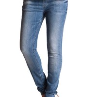 Seraphine Faye Underbump Maternity Jeans - Light Wash