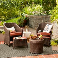 Belvedere 5-Piece Chat Set - Threshold™