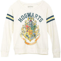 Hogwarts Long-Sleeve Tee