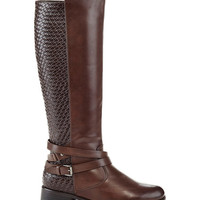 Brown Peggy Boot
