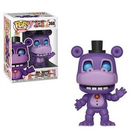 Mr. Hippo Funko Pop! Games Five Nights at Freddy's Pizza Simulator