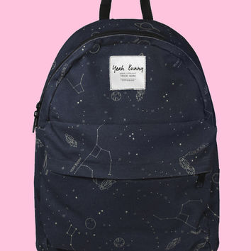 Backpack in Space