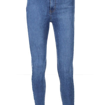 Country Girl High Rise Skinny Jeans - Medium Wash
