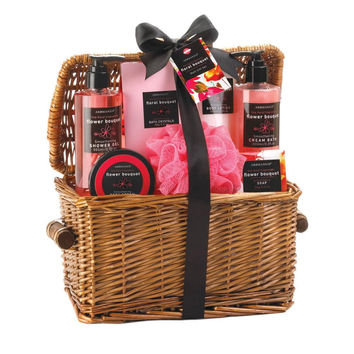 Birthday Gift Baskets, Gifts Sets For Mom - Floral Scent