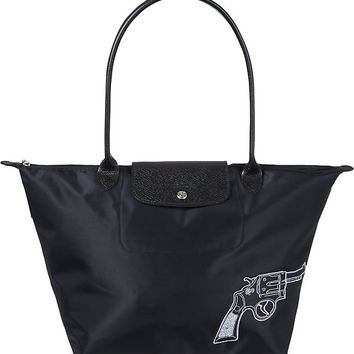 LONGCHAMP - Le Pliage Bang shoulder bag | Selfridges.com