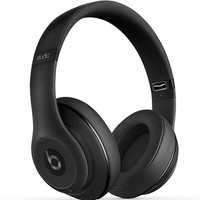 Beats by Dre Studio Headphones - Mens Headphones - Black - NOSZ