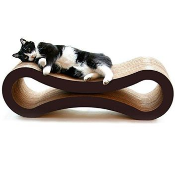 PetFusion Ultimate Cat Scratcher Lounge.