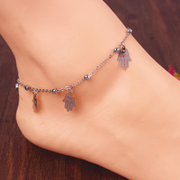 Shiny Gift Jewelry Sexy Ladies Cute New Arrival Stylish Tassels Anklet [7240956231]