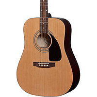 Fender FA-100 Acoustic Guitar with Gig Bag | GuitarCenter
