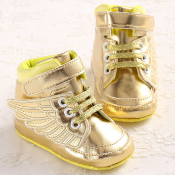 Wings Toddler Boots