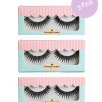 House of Lashes | Dollface False Eyelashes 3 Combo Pack | Premium Quality False Eyelashes for a Great Value| Cruelty Free | Eco Friendly