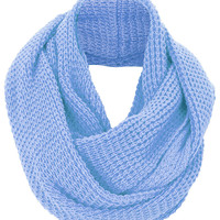 Textured Grunge Snood - Scarves - Accessories - Topshop USA