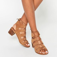 New Look | New Look Ghillie Sandal at ASOS