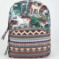 Tigerbear Republik Dr. Jones Backpack Multi One Size For Women 23815995701