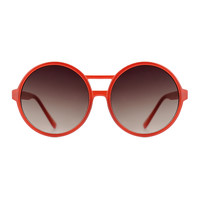 Coco Milky Red Sunglasses