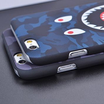Iphone 6/6s Stylish Hot Deal Cute On Sale Matte Camouflage Phone Case [415629508644]