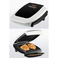 George Foreman GR0060W Super Champ Power Press Grill