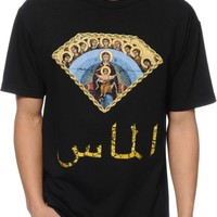 Diamond Supply Co Arabic Mary Black T-Shirt