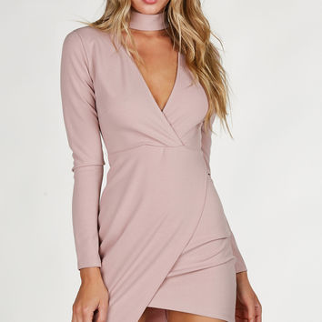 Cocktail Party Envelope Dress