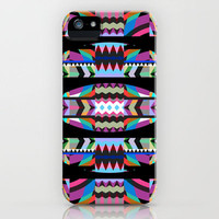 Circle #6 iPhone Case by Ornaart
