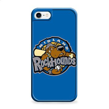 MILAND ROCK HOUNDS BASEBALL LOGO BLUE iPhone 6 | iPhone 6S case