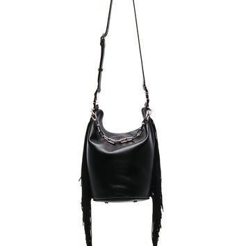 Alexander Wang Attica Soft Dry Sack in Black | FWRD