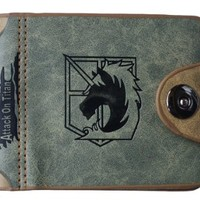 Attack on Titan Shingeki No Kyojin Wallet*Multiple Choice (Military Police Rigement)