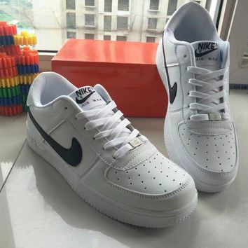 Nike Air Force 1 Unisex Sport Casual Classic Low Help Shoes Sneakers Couple Plate Shoes-3