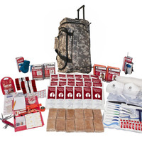Emergency Two Person Deluxe Survival Pack