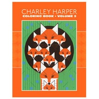 Charley Harper Coloring Book Volume 2