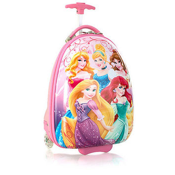 Heys Disney Princess Luggage Case [Sparkle Princesses]