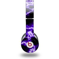 Amazon.com: Electrify Purple Decal Style Skin (fits genuine Beats Solo HD Headphones - HEADPHONES NOT INCLUDED): Everything Else