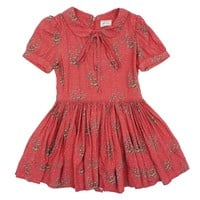 Morley Girls' Isla Pink Tree Dress