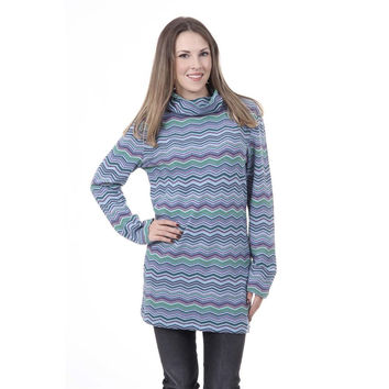 Multi Color 44 EUR - 8 US Missoni Womens Sweater 603012 3011