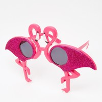 Talking Tables Flamingo Glasses